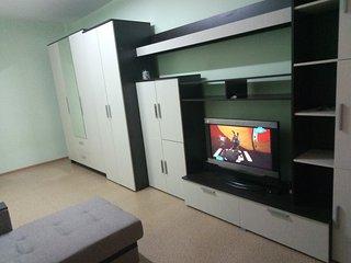 Apartment on Estonskaya with mountain view - Krasnaya Polyana vacation rentals