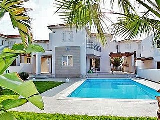Christina 4 bedroom villa with private pool - Protaras vacation rentals
