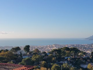 Heights of Cannes – sleep up to 25 people - 180° sea view - Cannes vacation rentals