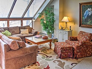 'Serenity at Sunrise' 3BR Townhome by Bear Mtn - Killington vacation rentals