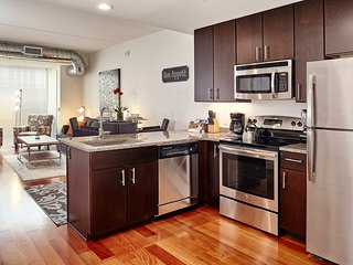 Charming West Chestnut Street Apartment by Stay Alfred - Philadelphia vacation rentals
