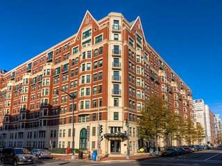 Excellent M Street Apartment by Stay Alfred - Washington DC vacation rentals