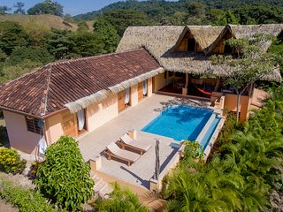 Sunset Villa, Playa Guiones, Nosara. Stunning view - Nosara vacation rentals