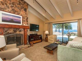 Water's Edge Condo with Breathtaking Views - Tahoma vacation rentals