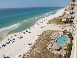 NEW LISTING! Gorgeously Decorated Oceanfront Condo at Emerald Beach Resort. - Panama City Beach vacation rentals