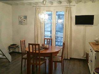Grand Duplex tout confort au coeur de la Ville - Dieppe vacation rentals