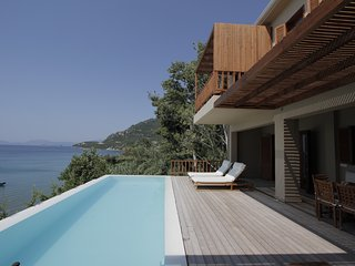 Stunning beachfront villa with Amazing Views Over the Ionian Sea - Paleros vacation rentals