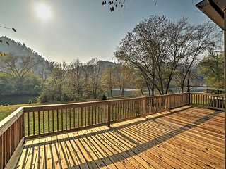NEW! Peaceful 2BR Reliance Cabin w/River Views! - Reliance vacation rentals
