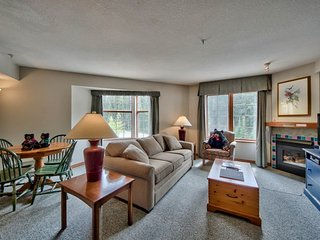 Hearthstone Lodge Village Ctr - HS321 - Sun Peaks vacation rentals