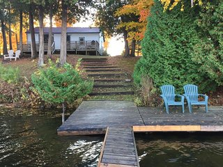Fee's Landing Resort, Cottage D 3BDRM waterfront - Omemee vacation rentals