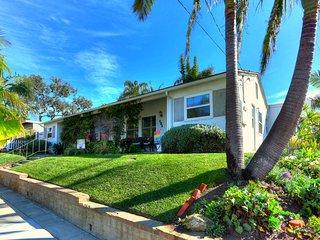 The California Cottage at Windansea  in La Jolla - La Jolla vacation rentals