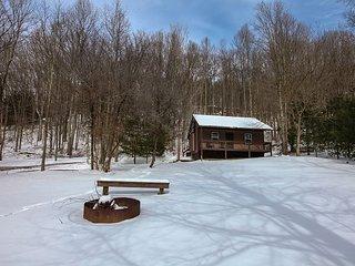 Romantic Laurelville Cabin rental with Deck - Laurelville vacation rentals