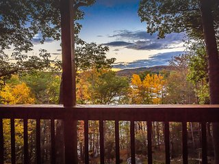 Lake Cottage with Views and Fireplace - Sherman vacation rentals