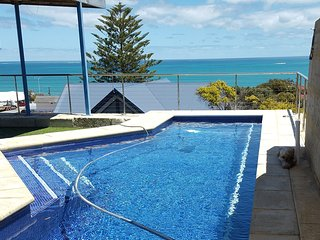 Self contained luxury suite with lap pool and stunning ocean views. - Quinns Rocks vacation rentals