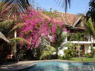 Mysteres d'Angkor  -  Chenla room 25m2 for 2 - Siem Reap vacation rentals