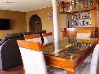 Big Apartment w Jacuzzi close to Miraflores & Barranco - Lima vacation rentals