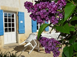 House with 4 rooms in Saint-Vincent-la-Châtre, with private pool, enclosed garden and WiFi - Maisonnay vacation rentals