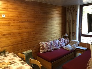 Cozy studio - foot of ski slopes - Macot-la-Plagne vacation rentals