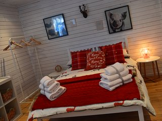 Yaverland Retreat Self Catering Barn - New Forest - Tiptoe vacation rentals