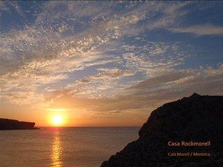 Casa Rockmorell, upstairs 4 pers., Cala Morell Menorca - Cala Morell vacation rentals