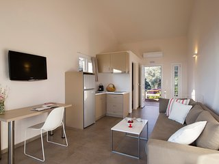 Cozy Villa with Television and Balcony - Agia Anna vacation rentals