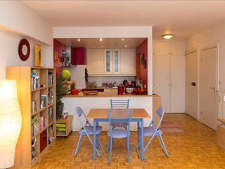 Lovely apartment located in Brussels' European District - Etterbeek vacation rentals