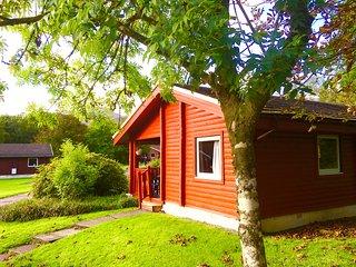 CALLTAINN - Luxury Lodge near Loch Eck, Argyll Forest Park - Dunoon vacation rentals