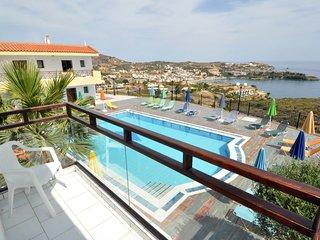 AGIA PELAGIA SEE VIEW  APARTMENT PENNYSTELLA No 5 - Agia Pelagia vacation rentals