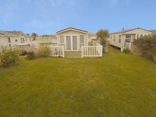 Gorgeous Caravan on the popular Greenacres Holiday Park PRIME SPOT BY THE BEACH! - Morfa Bychan vacation rentals