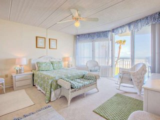 Direct-OceanFront-Easy Accessibility-SE Ground Floor Unit-Just Steps to - Daytona Beach Shores vacation rentals