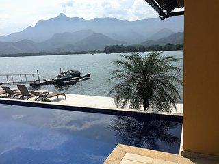 Casa Angra dos Reis - ILHA DO JORGE- Aluguel temporada - Angra Dos Reis vacation rentals
