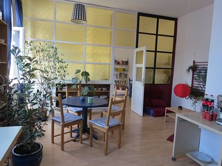 Alternatives Loft im Herzen des Kulturzentrums E-Werk - Weimar vacation rentals