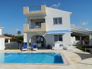 Beautiful Modern 3 Bed Villa with Spectaulars Views - Paphos vacation rentals
