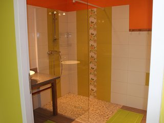 2 bedroom House with Internet Access in Cublac - Cublac vacation rentals