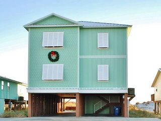 Must See Inside! 'Mar Tortuga' Gorgeous Beachfront Home - Gulf Shores vacation rentals