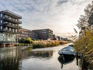 Luxury Waterfront Apartment Ijburg (sleeps 4 persons) - Amsterdam vacation rentals