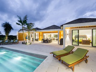 6 BR Ocean Front-Brise De Mer BeachVillas-Inf.Pool - Long Bay Beach vacation rentals