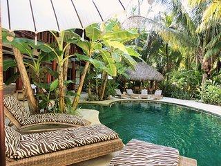 La Casona, Luxury Villa on the Beach, Surf right in Front, Yoga & 2 Pools - Santa Teresa vacation rentals