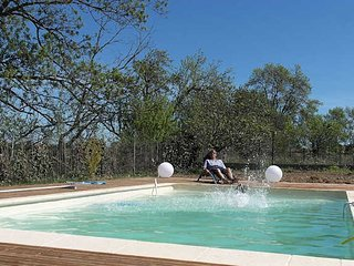 Masette de Bazin gite rentals in South of France with private pool sleeps 6 - Montagnac vacation rentals