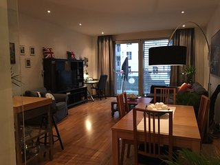 Elegant, Spacious and Secure Home Away From Home in Prague. 10mins from centre. - Prague vacation rentals