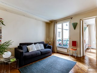 QUIET BEAUTIFUL PARIS APARTMENT -Wifi-7°Arr. - Paris vacation rentals