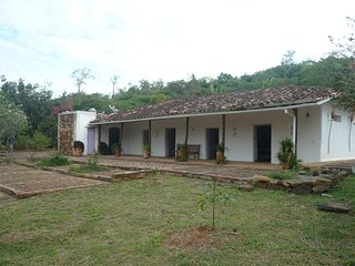 Nice Finca with Balcony and Children's Pool - Barichara vacation rentals