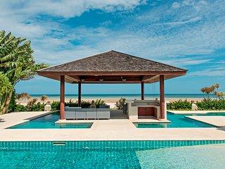 Gorgeous 4 bedroom Laem Set Villa with Television - Laem Set vacation rentals