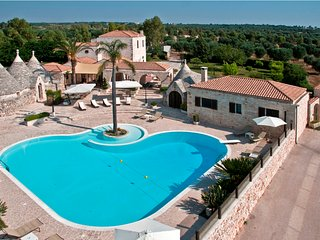 Charming Villa with Internet Access and A/C - Ceglie Messapico vacation rentals