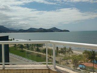Best View - Cobertura Duplex - PÉ NA AREIA - Na praia da Indaia - - Caraguatatuba vacation rentals