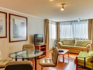 2 bedroom Apartment with Internet Access in Santiago - Santiago vacation rentals