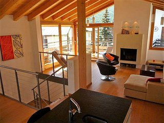 Chalet Papagai - Modern spacious chalet - Saas-Fee vacation rentals