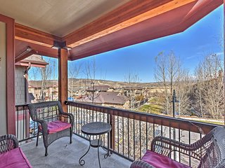NEW! 3BR Park City Condo w/ Pool & Hot Tub Access! - Park City vacation rentals