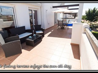 Mar Menor Golf Resort - Gorgeous Penthouse Apartment - Murcia vacation rentals