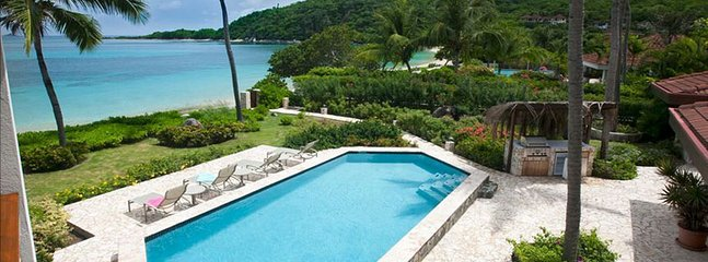 Villa Caribbean Wind 6 Bedroom SPECIAL OFFER - Mahoe Bay vacation rentals